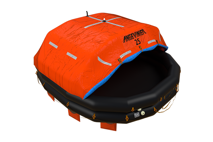 Inflatable Life Rafts
