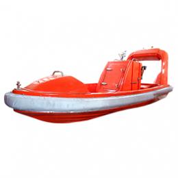 Barco de resgate rápido